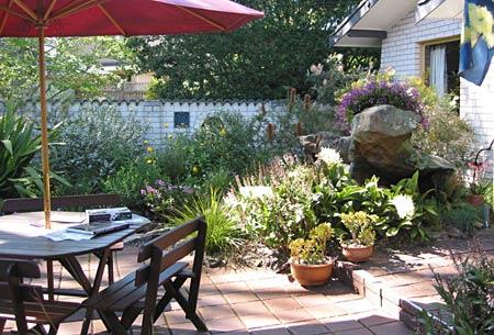 Australian Native Plants Society Australia Garden Design Study